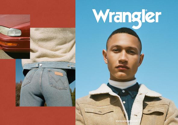 La nuova campagna Wrangler Fall/Winter 2018
