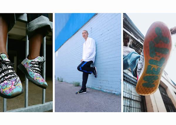 ALDO MX ARTIST SERIES: una esclusiva limited edition di sneakers con 5 street artist