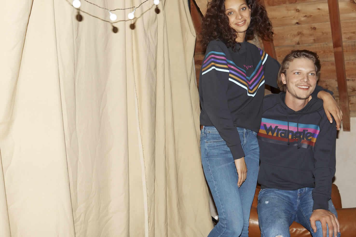 Wrangler presenta la nuova collezione Spring 2019