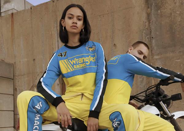 Wrangler lancia la collezione genderless Blue&Yellow