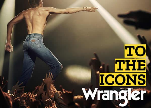 Wrangler presenta ICONS, la sua prima collezione globale ispirata alle icone del rock