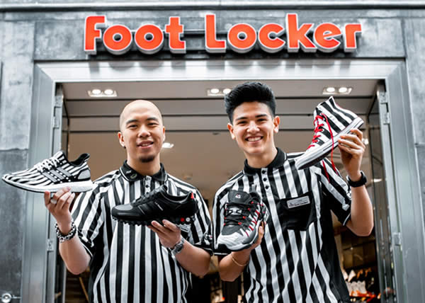 Foot Locker raduna gli sneaker head europei per celebrare il suo 45° anniversario