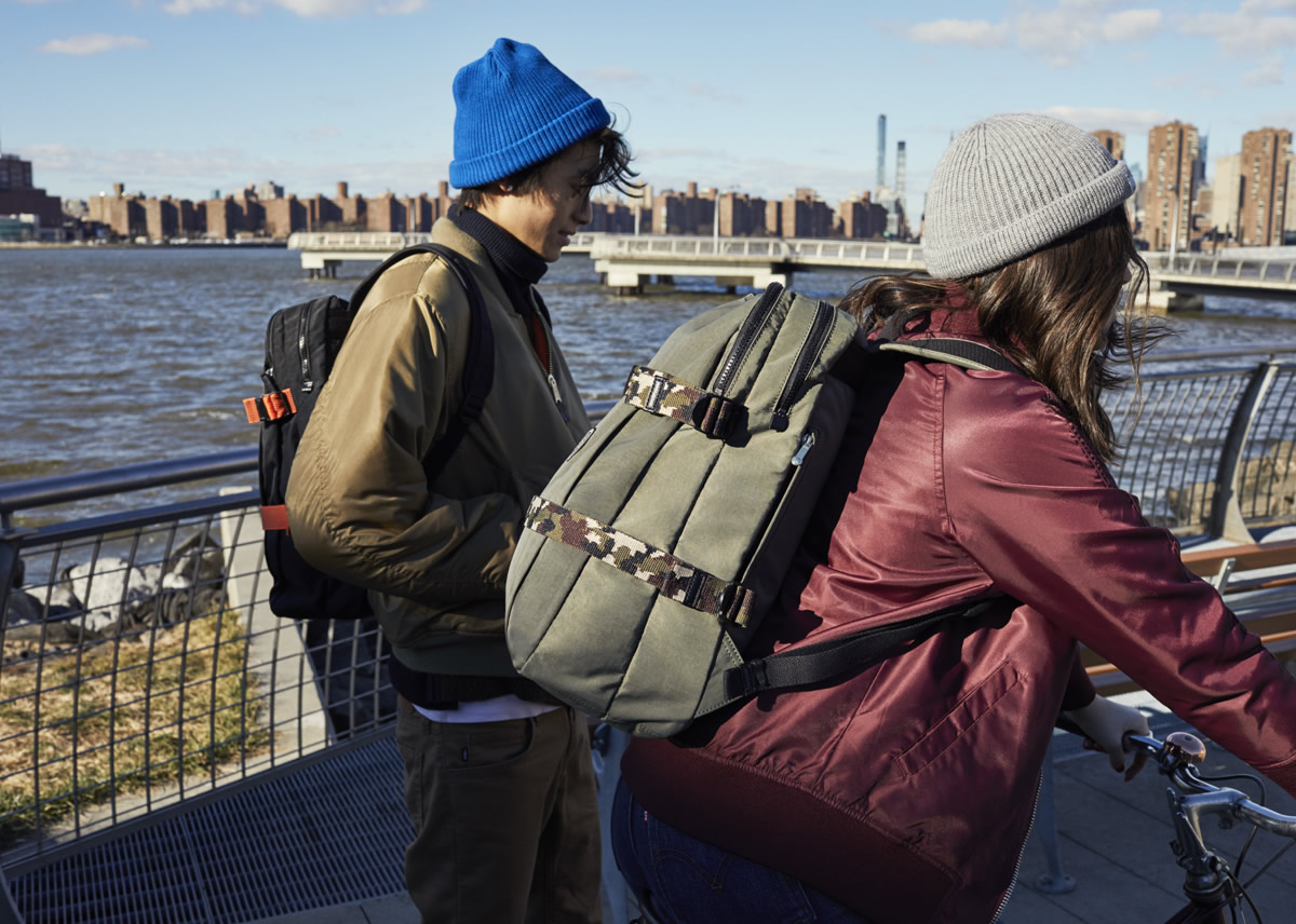 Kipling presenta Boost-It | Per una nuova generazione di esploratori urbani