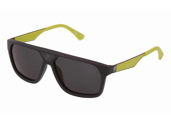 FILA Eyewear presenta il nuovo modello sole con un design unico nel suo genere