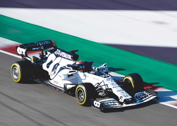 Casio EDIFICE rinnova la partnership con la Scuderia Alpha Tauri di Formula Uno