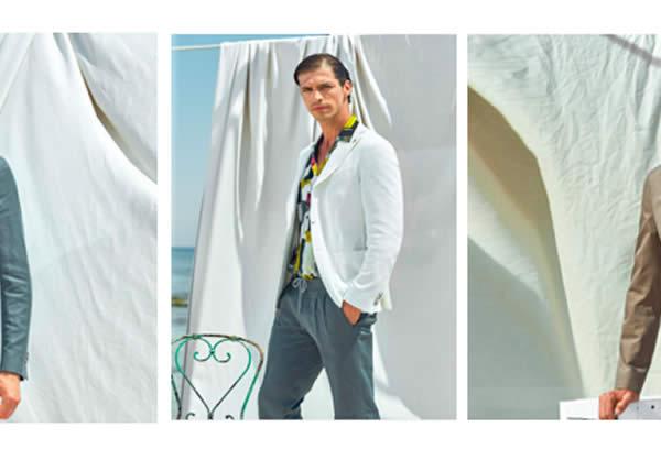 LATORRE presenta i must have di giacche sartoriali per l'estate