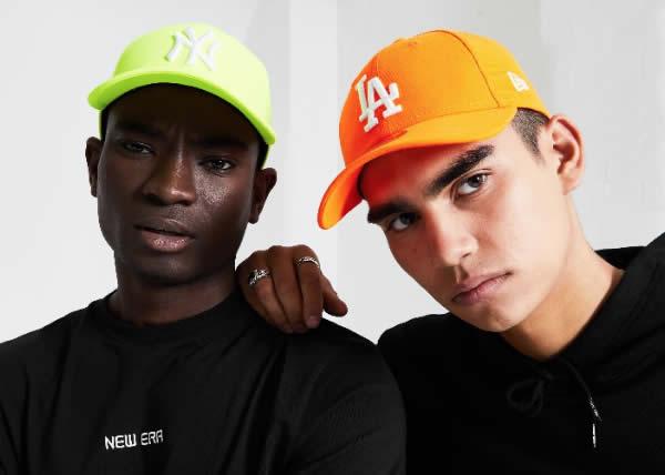 New Era lancia la collezione estiva di cappellini e apparel NEON PACK