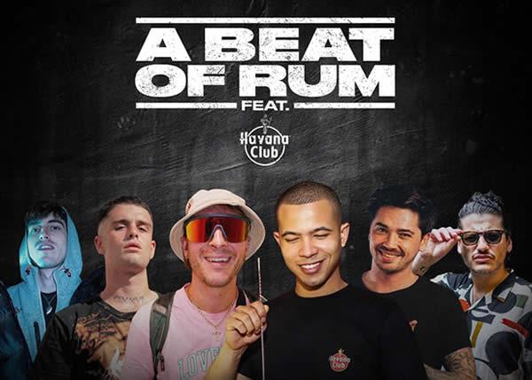 HAVANA CLUB presentaa 'A Beat Of Rum feat. Havana Club': la digital activation che avvicina il brand ai consumatori nonostante le distanze