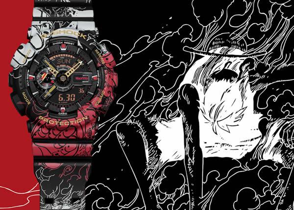 G-SHOCK arriva l'orologio di ONE PIECE – Il nuovo modello dedicato all'anime giapponese