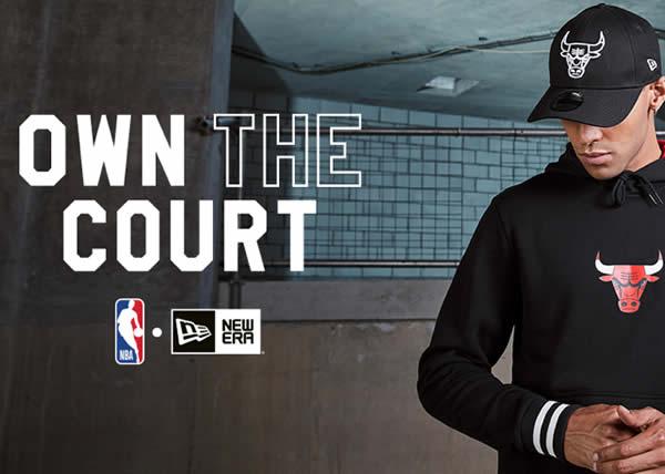 New Era lancia la collezione in collaborazione con NBA