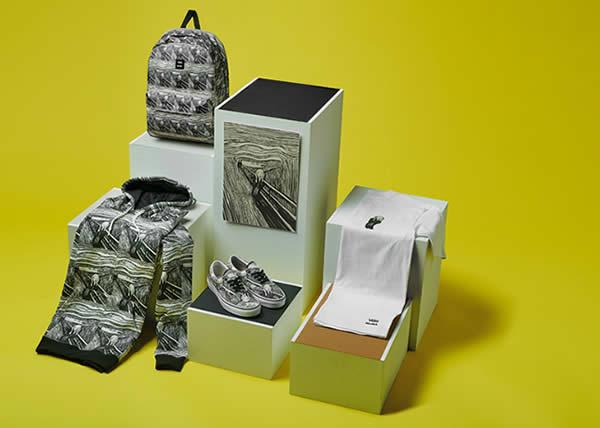 Vans e MoMA presentano la seconda collezione di scarpe e abbigliamento ispirata ad artisti celebri