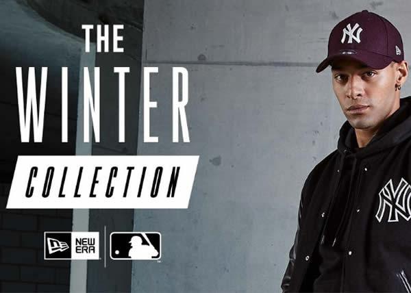 New Era presenta la Winter Collection