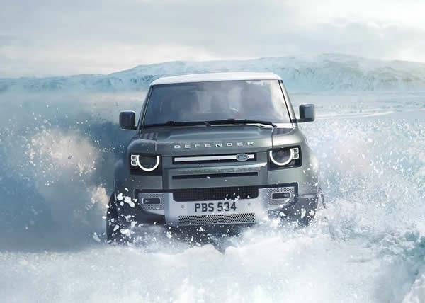 Jaguar Land Rover e le tecnologie aerospaziali nello sviluppo dei veicoli leggeri