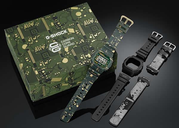 G-SHOCK presenta un nuovo orologio con lunetta e cinturino intercambiabili