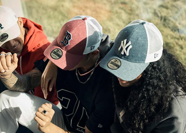 New Era lancia la MLB Jersey Collection