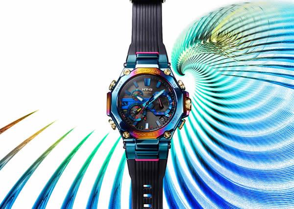 G-SHOCK presenta il nuovo MTG ispirato alla bellezza della fenice blu