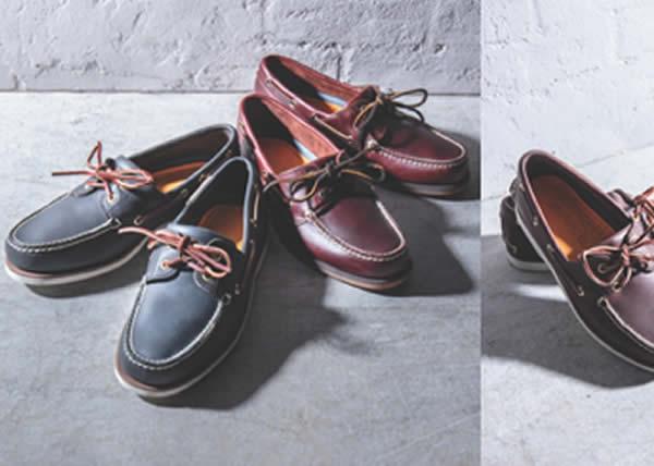 Timberland rivisita le iconiche boat shoes per la stagione primavera-estate 2021