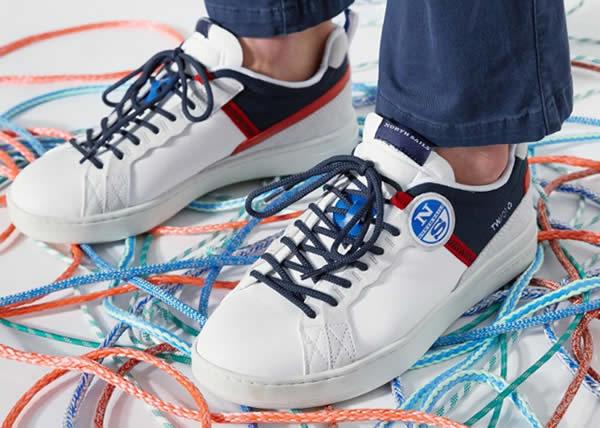 North Sails lancia la sua nuova collezione footwear primavera/estate 2021