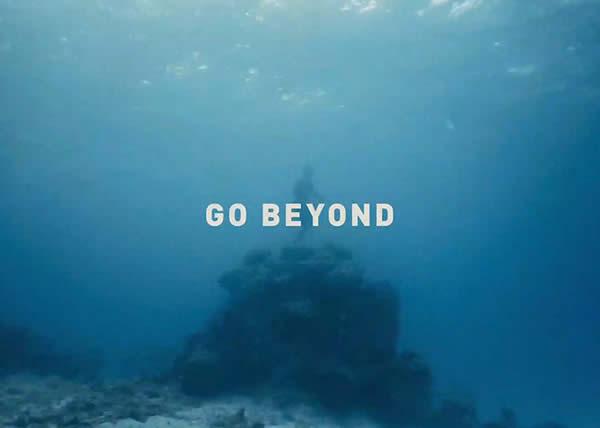 """North Sails lancia la campagna Go Beyond: un invito alla nostra community a scoprire il suo """"spirito Go Beyond"""" e a proteggere l'oceano"""