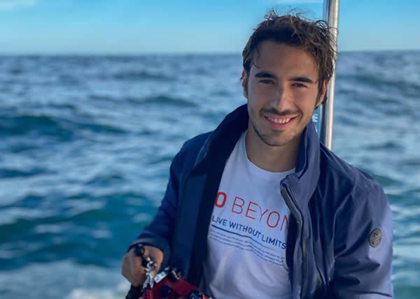 North Sails, il primo Ocean Hero per la campagna Go Beyond: la fotografia per salvare l'oceano