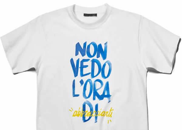 Venerdì 6 maggio: in vendita la t-shirt in limited time edition di GAS che unisce Moda, Musica e Solidarietà