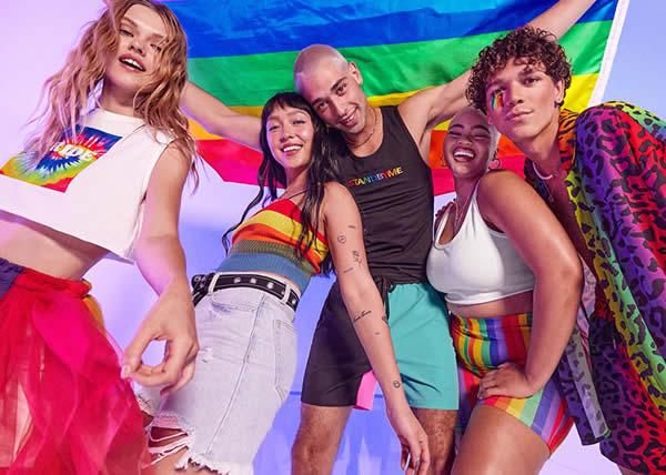 Love is Love: SHEIN svela la capsule Pride e lancia un video manifesto per celebrare l'amore