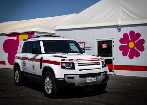 Land Rover presenta il Progetto Defender forWorks: protagonista la Defender Hard Top