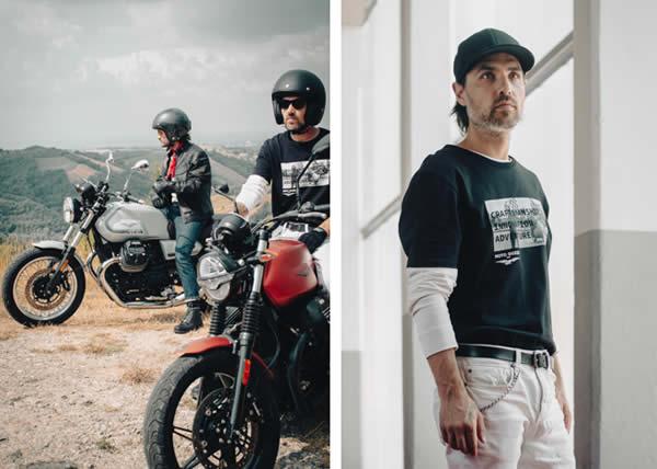 Timberland x Moto Guzzi Capsule Collection