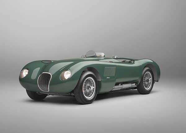 Jaguar Classic celebrerà la leggendaria due volte vincitrice di Le Mans con una serie limitata di C-type Continuation costruite a mano